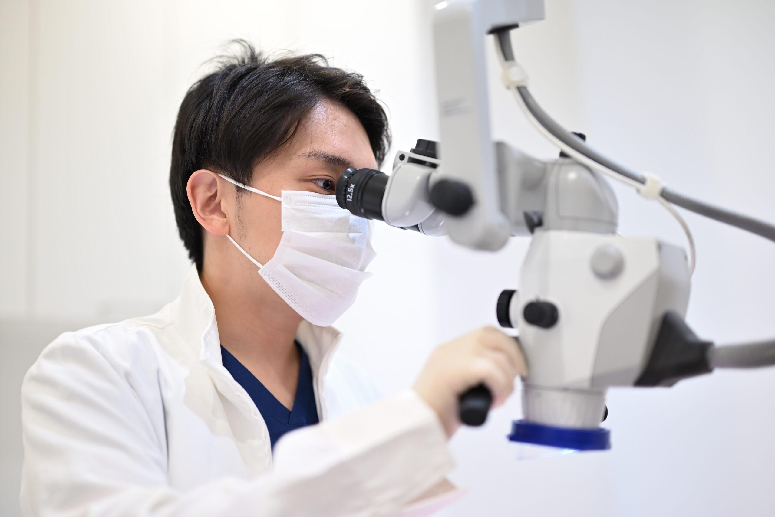 当院の虫歯治療
